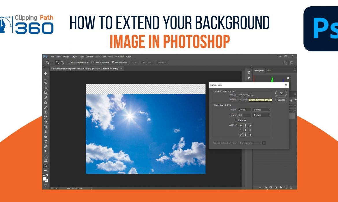 Extend Your Background Image